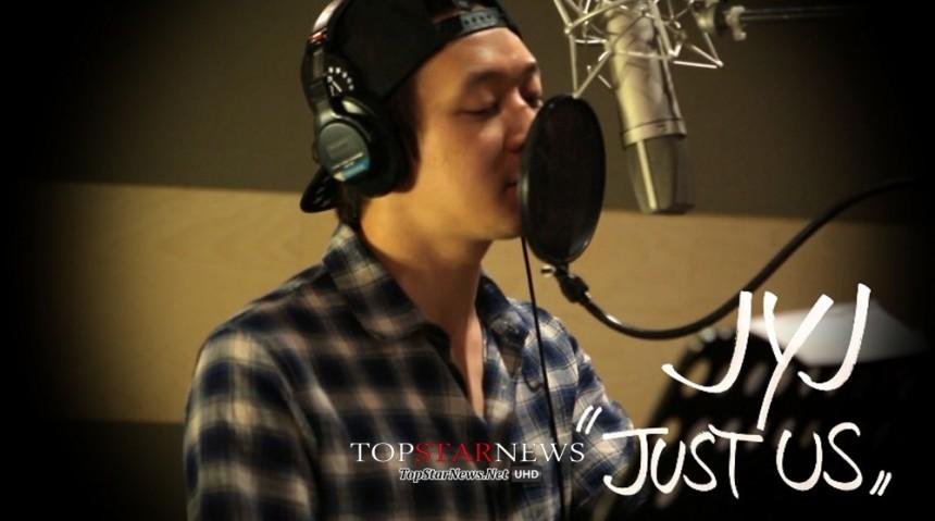 ジェイと今(JYJ) - JYJ、カムバック二日前に録音スタジオ写真公開 - HD Photo News - TopStarNews.Net